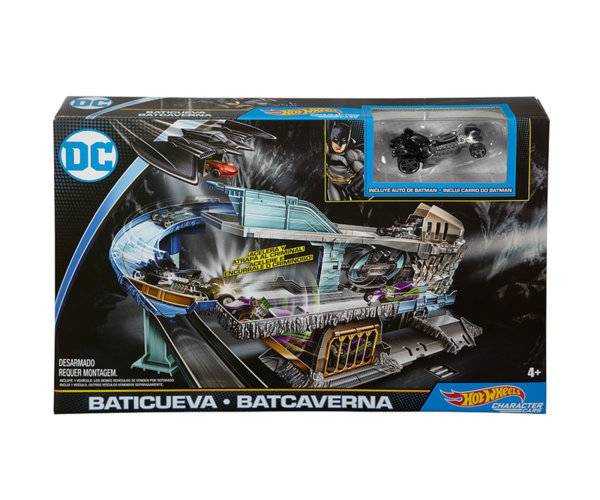 Игрален комплект - количка Батман
